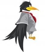 Sales Crow
