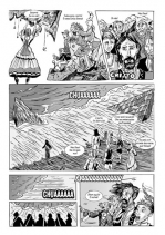 Personal Project Comics