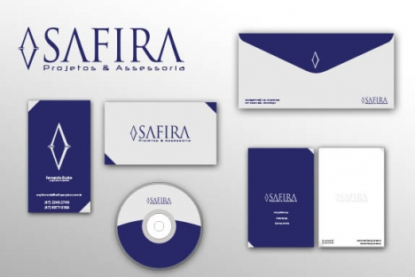 Sapphire Corporate Identity