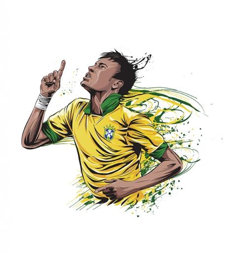 Neymar Top Ten
