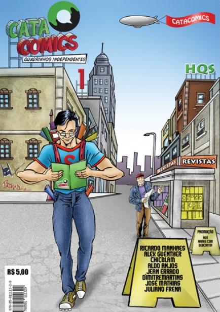 Comics - Jobs - Alex Guenther