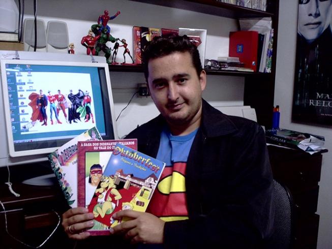 Reportagem Jornal de Pomerode 24/07/2013