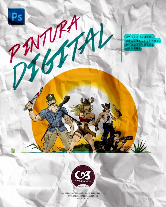 Curso de Pintura Digital
