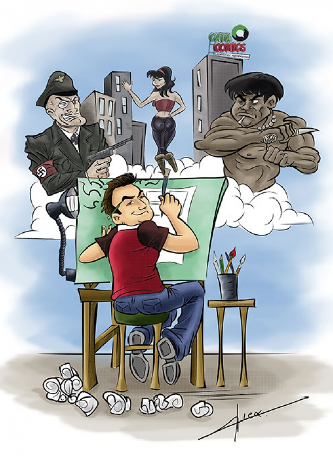 Quadrinhos Independentes