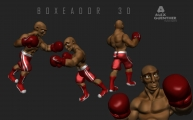 Boxeador 3D