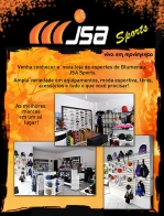 Publicidade  JSA Sports