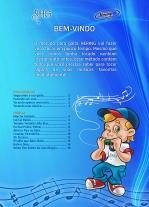 Ilustração e Design de Livro Musical Hering SHG