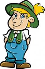 Personagens Alemão Batata