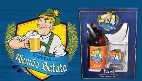 Personagem Cervejeiro