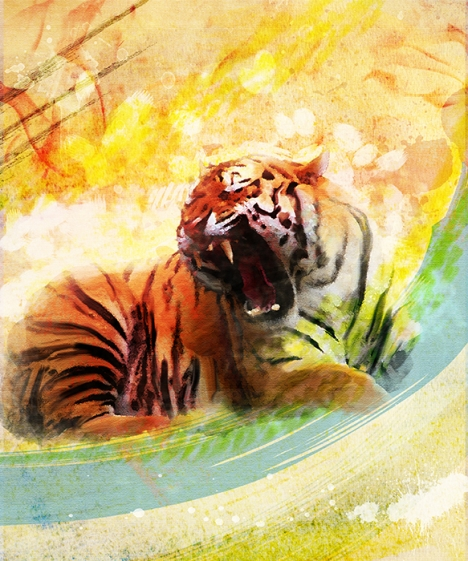 Tigre Paint