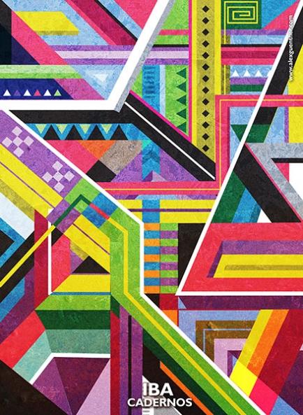Design Gráfico - Trabalhos - Alex Guenther