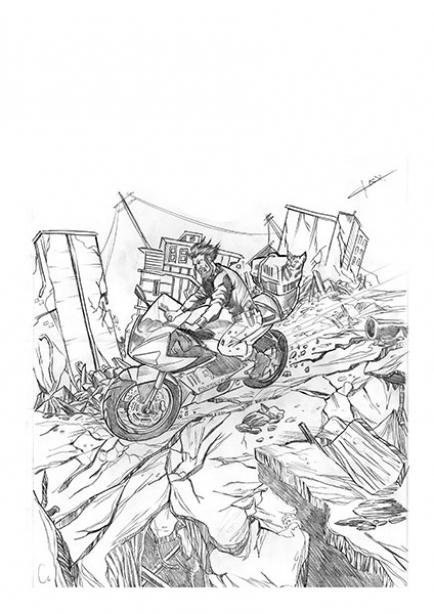 Sketch - Trabalhos - Alex Guenther