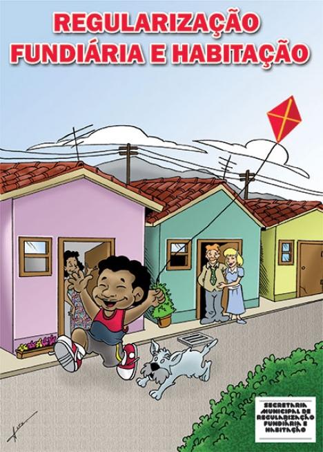 Cartilha Habitação e Regularização Fundiária