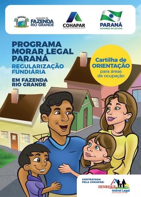 Cartilha Ilustrada COHAPAR - PR