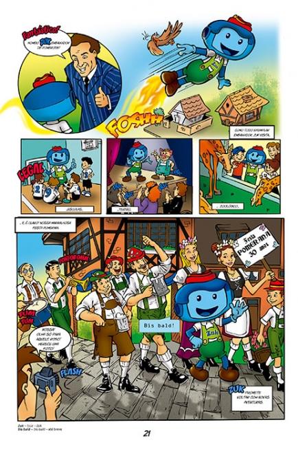 Quadrinhos - Trabalhos - Alex Guenther
